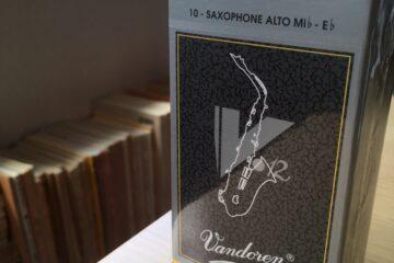 バンドレン リード V12 アルトサックス